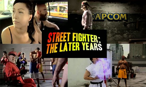 Street Fighter The Later Years