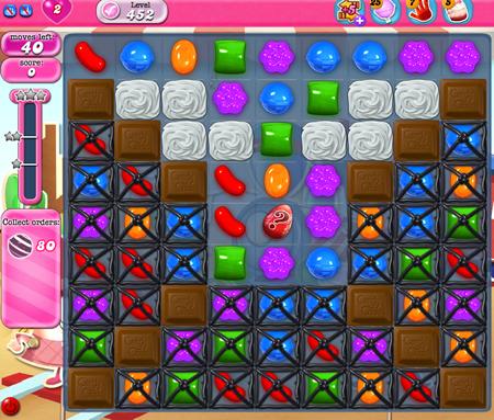 Candy Crush Saga 437
