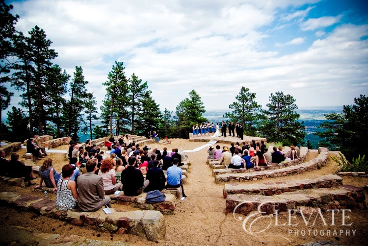 Flagstaff Amphitheater Summit Is Home To One Of The Most Beautiful Views In All Colorado Looking Over Entire City