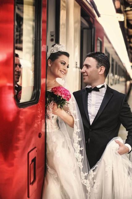 گالری عکس عروس و داماد شاهدخت