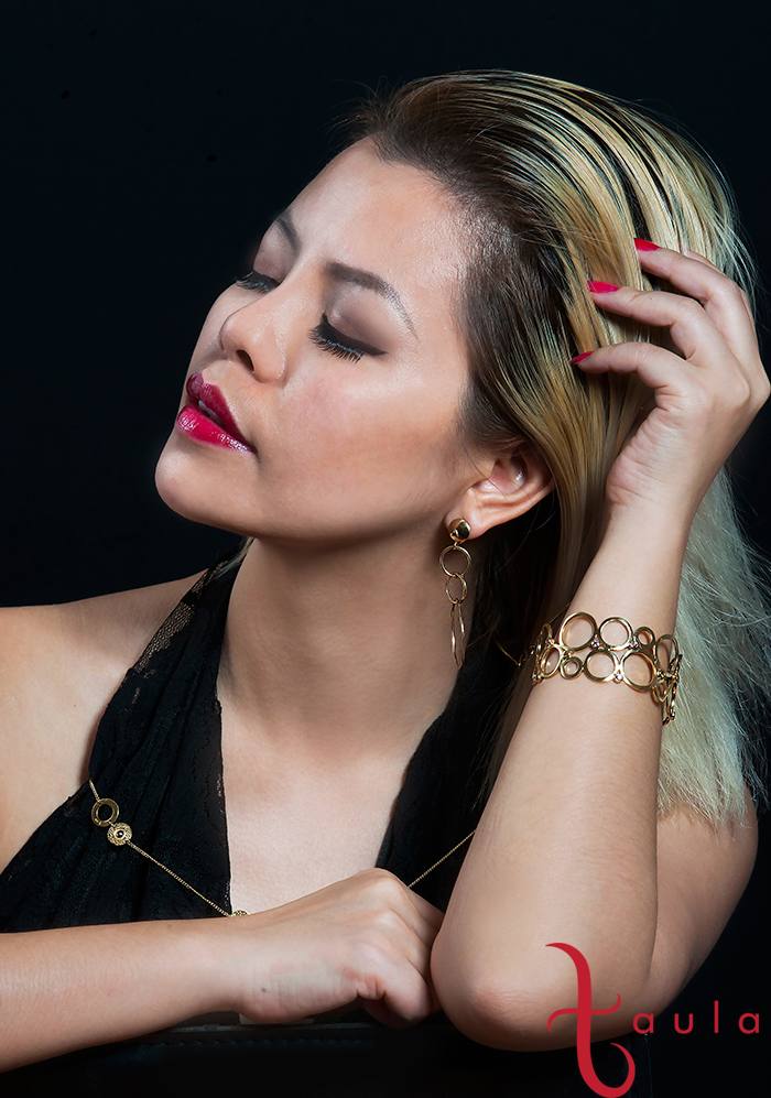 Crystal Phuong for Taula Jewelry.