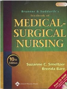 Nursing e books medical surgical nursing 10th edition brunner medical surgical nursing 10th edition brunner suddarth fandeluxe Choice Image