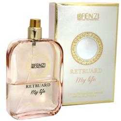 Fenzi Retruard My Life - Eau de Parfüm für Damen, Duftzwillinge: Trussardi My Name