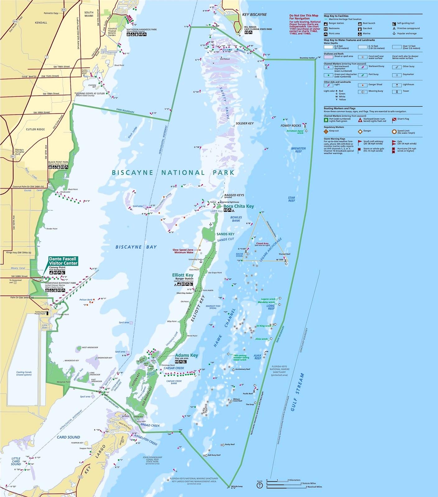 Florida Keys Dive Map Reef Creatures Guide Franko Maps Laminated - Fl map keys