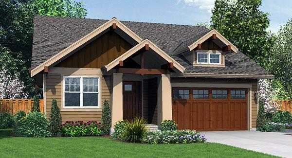 Planos Casas Modernas: Plano de casa de 100 metros cuadrados
