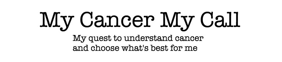 My Cancer My Call