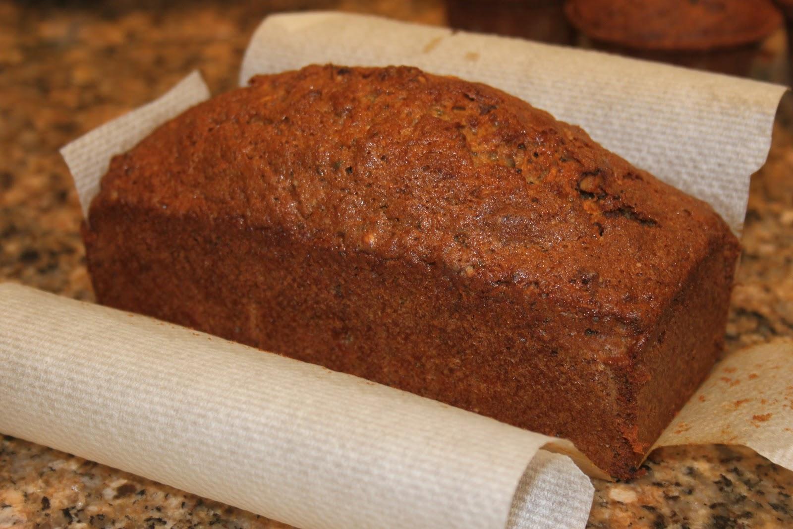 la cuisine de bernard   cake aux courgettes et aux noix