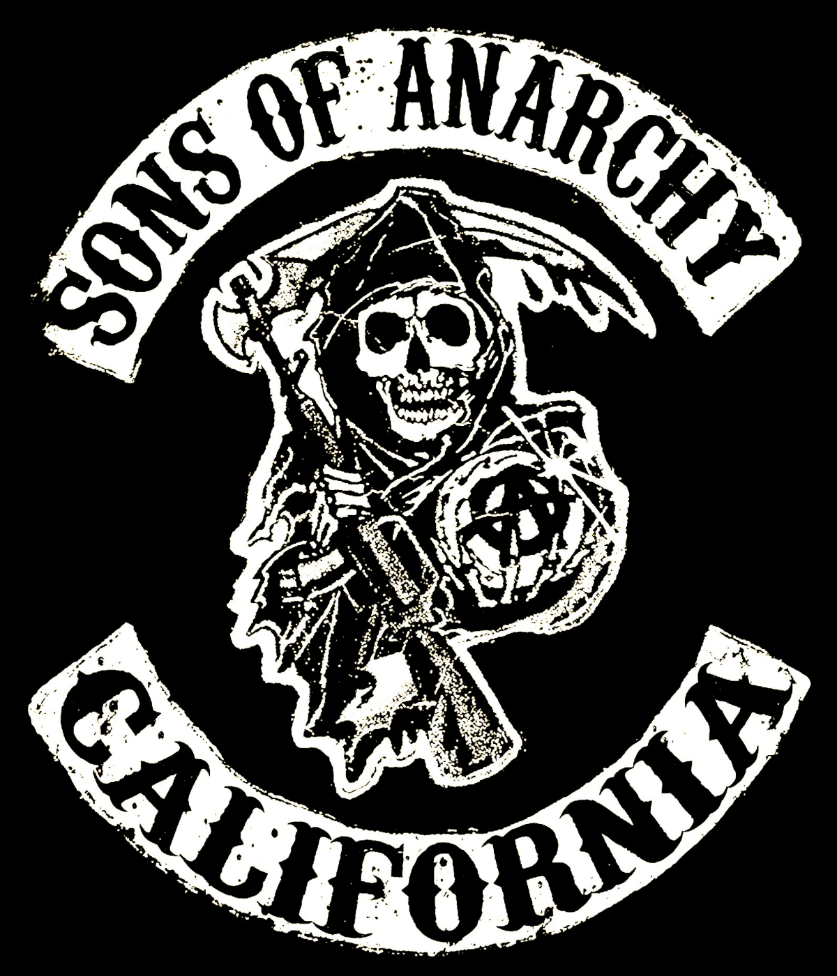 Harley Davidson Skull Logo Vector Aciklama Sons Of Anarchy HD Wallpapers LogoGenis