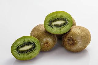 Le fruit de kiwi