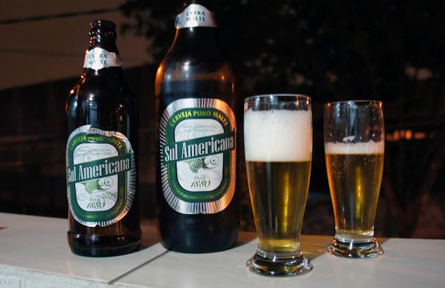 Cerveja Sul Americana, a cerveja do Imperador
