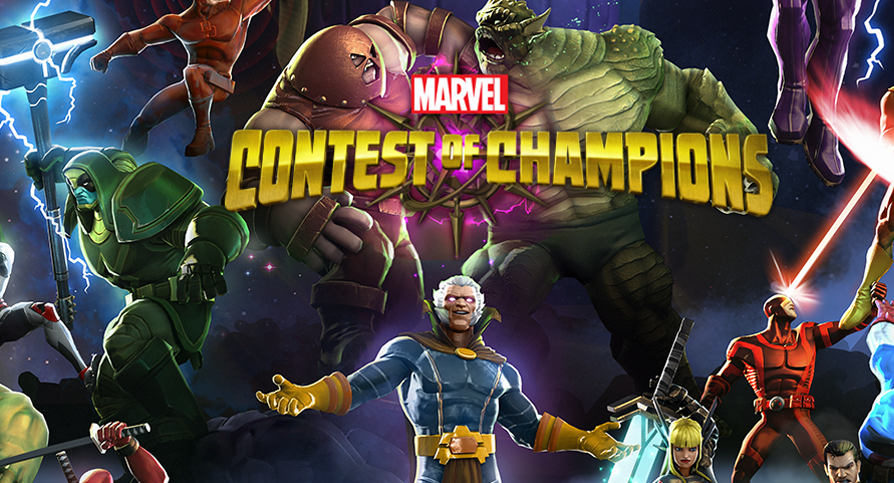 Marvel Contest of Champions Gameplay