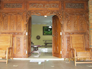 Rumah Utama - Villa Roso Mulyo