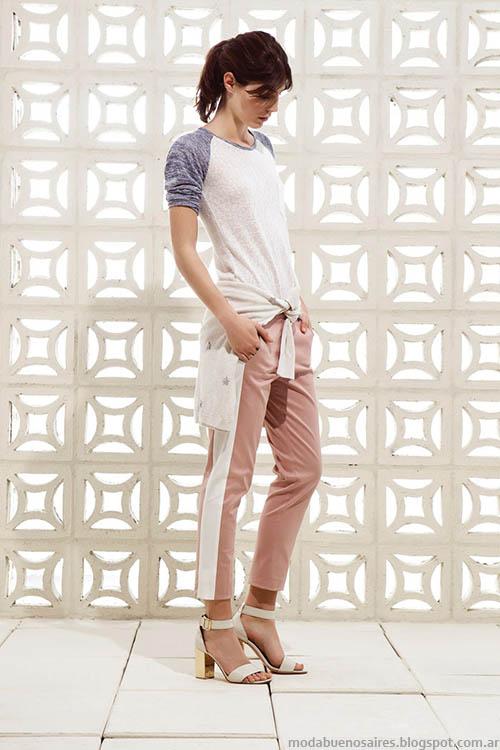 Pantalones de moda verano 2015 Clara mujer.
