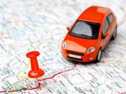 Карта подорожей 10-А :)