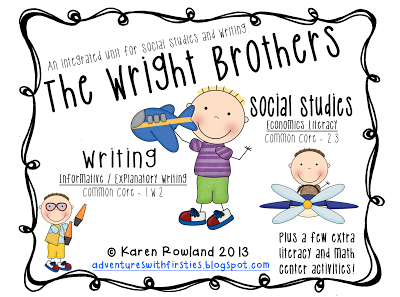 adventures with firsties bulletin boards wright brothers and winners rh adventureswithfirsties blogspot com Wright Brothers History Wright Brothers Day