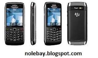 BlackBerry Pearl 9100 3G nolebay.blogspot.com