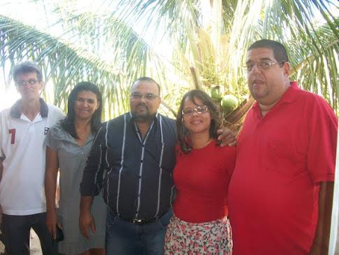 JUNTO COM A FAMILIA JOÃO ANIBAL FILIA-SE AO PCDOB