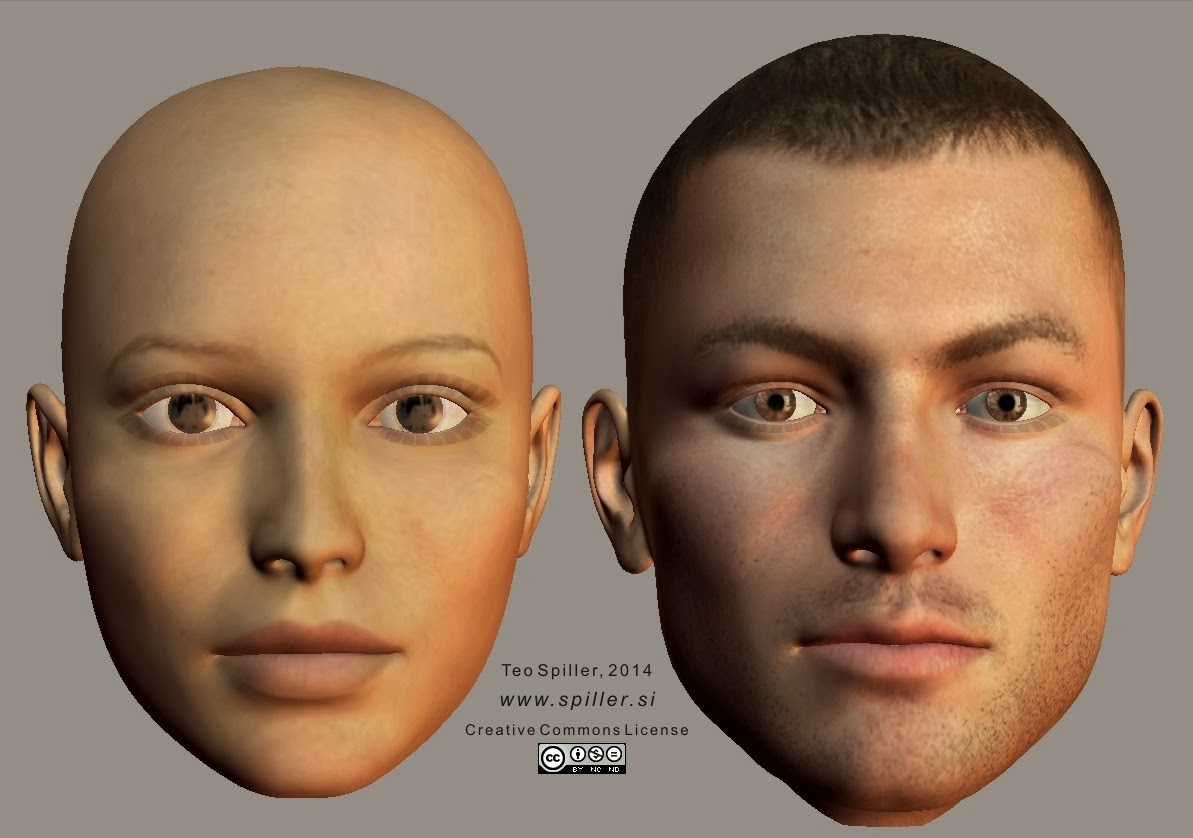 Face Shape with Undefined Cheeks