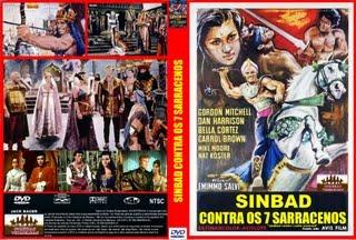 SINBAD CONTRA OS 7 SARRACENOS