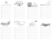 6+ free printable birthday calendars - perpetual calendars ...