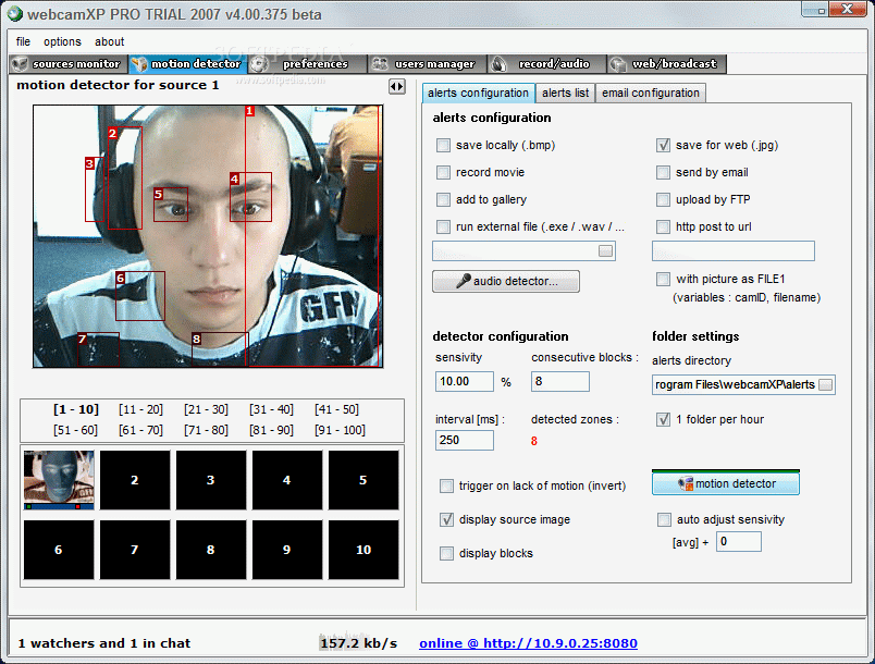 Software Webcam Gratis Terbaik