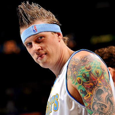 Denver Nugget Chris Anderson