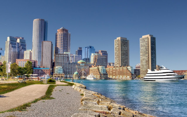 Boston City Towers