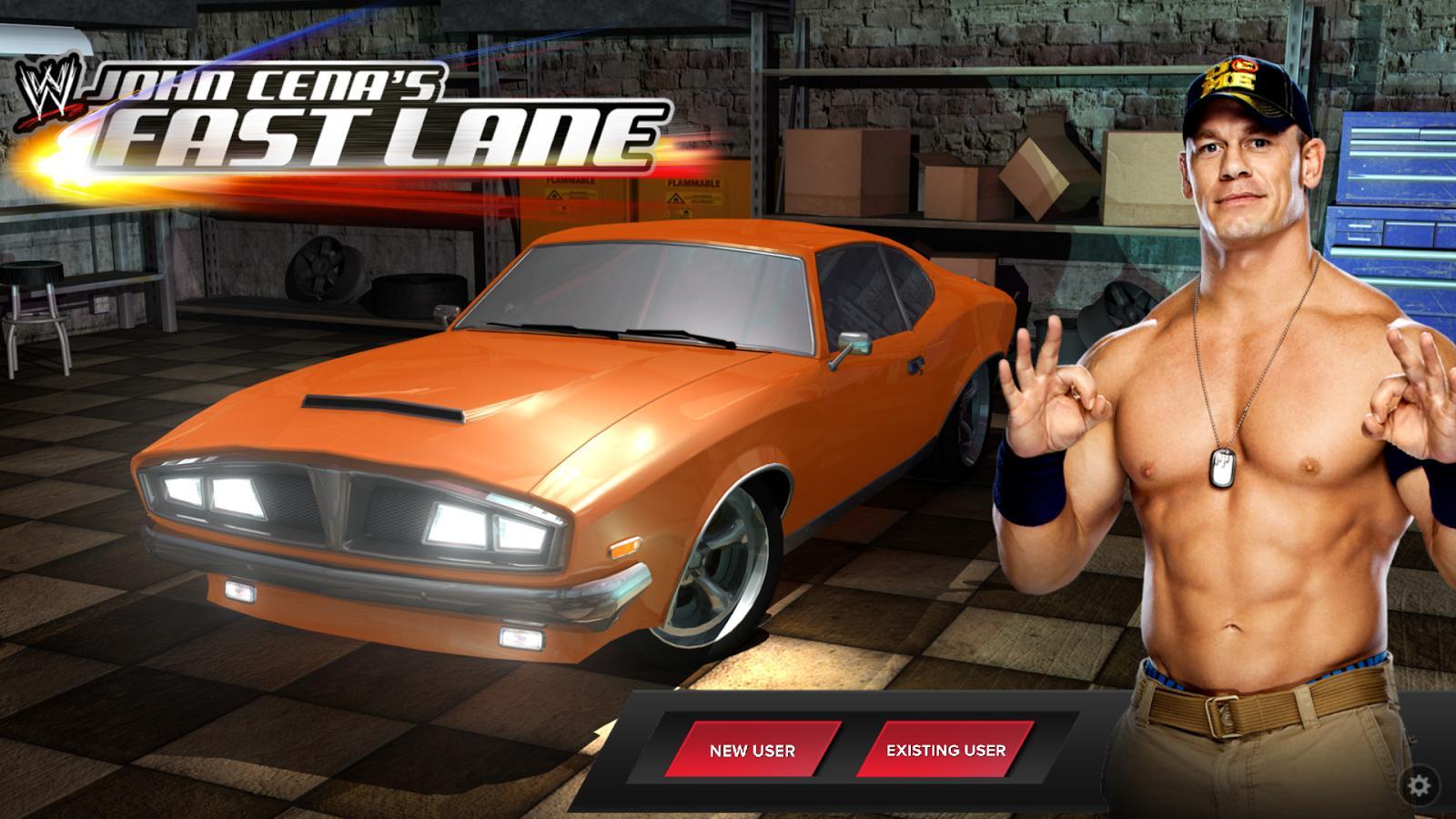 WWE: John Cena's Fast Lane Gratis