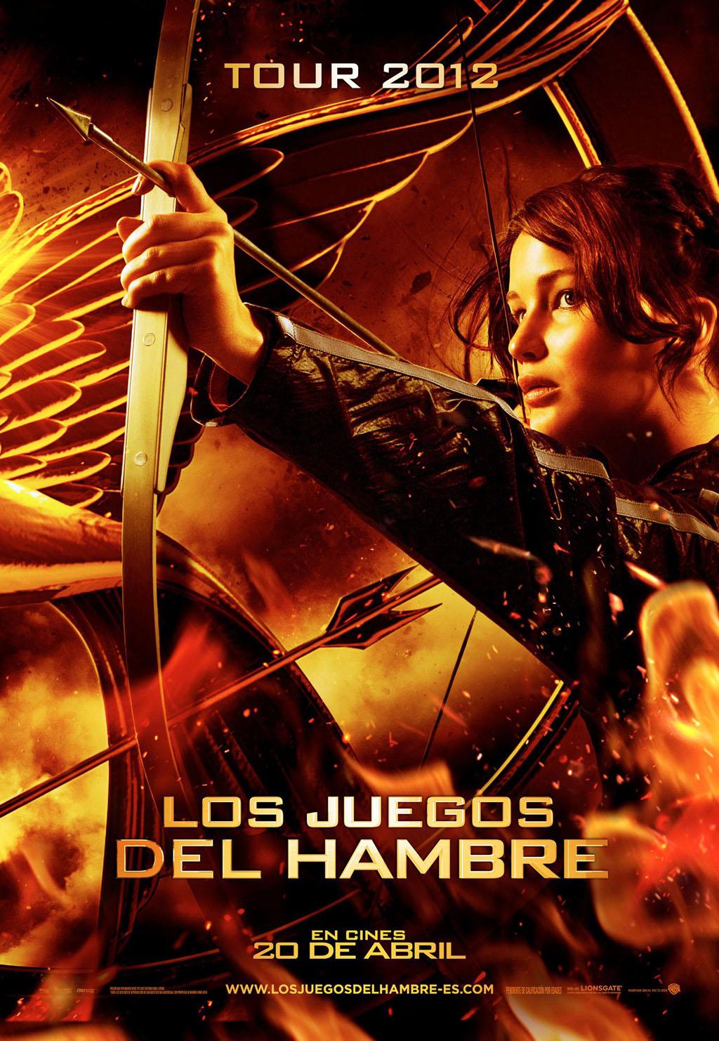 Los Juegos del Hambre [2012] [DvdRip] [Español Latino] [PL-TB]