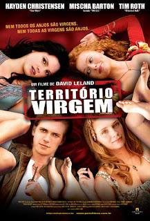 poster territorio lanc Download   Território Virgem DVDRip   AVI   Dublado