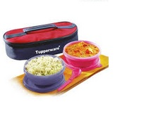 Tupperware buddy bowl lunch