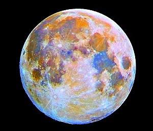 explotar la Luna