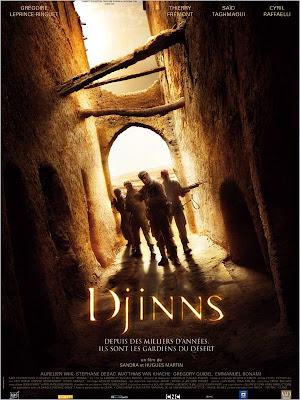 Filme Djinns DVDRip RMVB Legendado