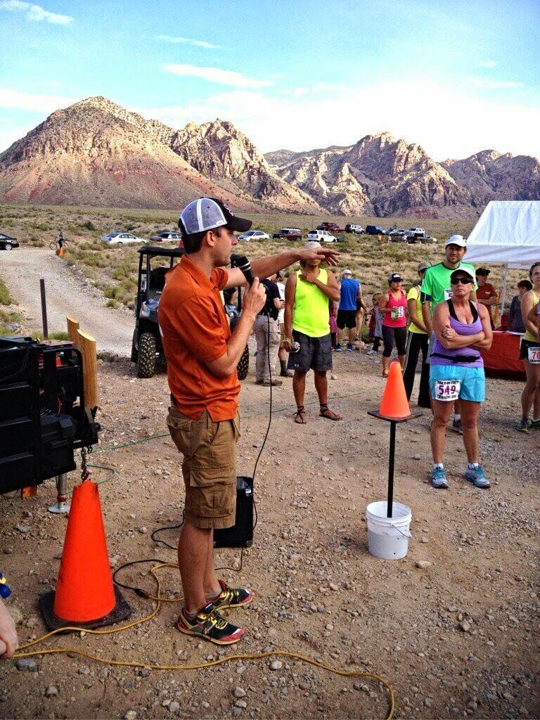 Trails of Fury | Desert Dash races
