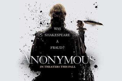 Anonymous, ¿La verdadera historia sobre William Shakespeare?