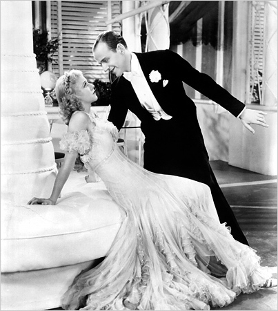 the gay divorcee ginger rogers