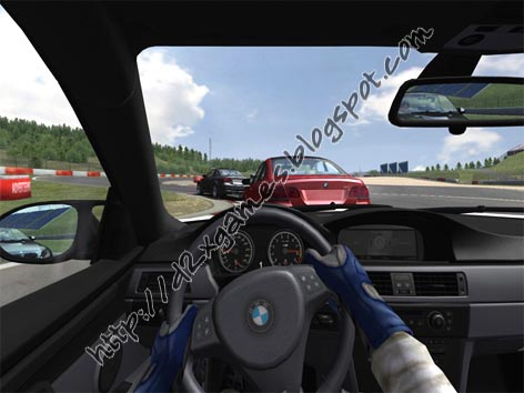 Free Download Games - BMW M3 Challenge