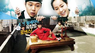 Rooftop Prince Historic Romance Comedy Korean TV Series | 옥탑방 왕세자 Attic Prince