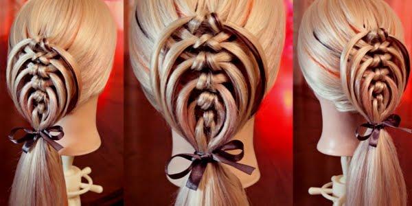 An Amazing Hairstyle By Elena Ragavaya Russia Hair Cut