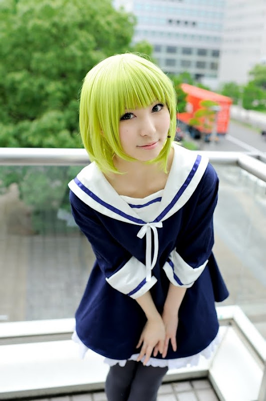 CosRain.Com Rinami's COSPLAY - Gumi