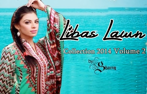 Libas Lawn 2014 Vol-2