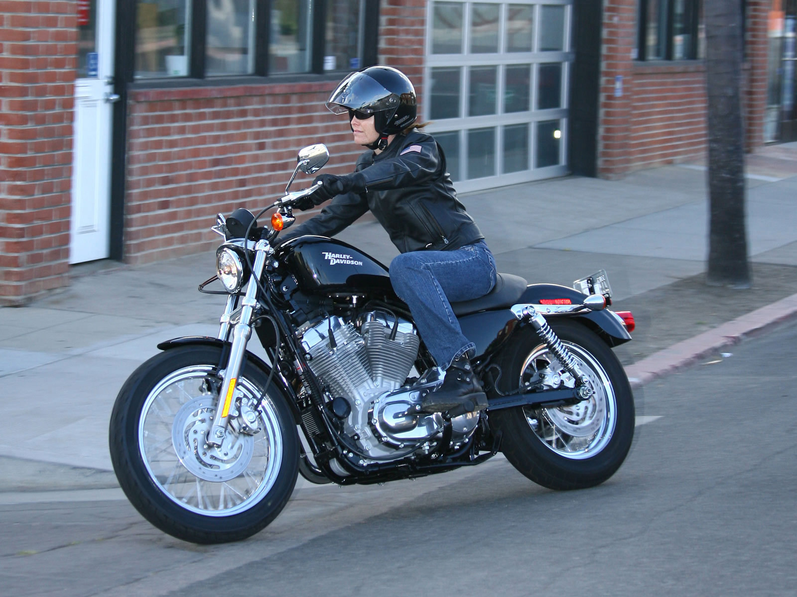 2008 Harley Davidson Xl883 Sportster 883 Accident Lawyers Info