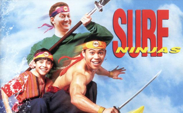 Surfistas Ninjas foi um ícone dos anos 90 e um marco na infância daqueles que cresceram nessa época.