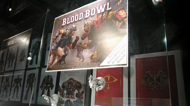 Blood Bowl 2016 board game