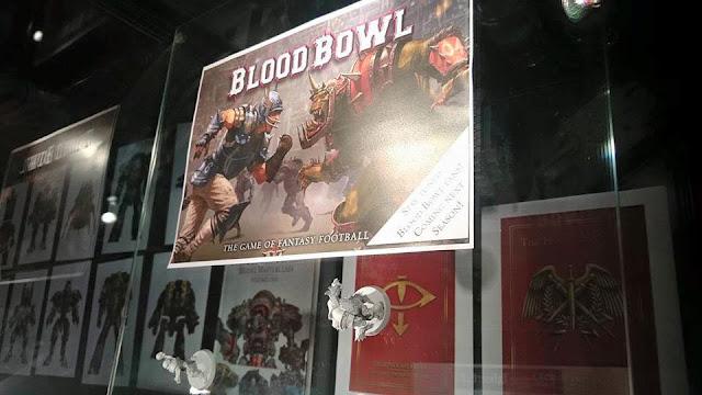 Blood Bowl 2016 board game