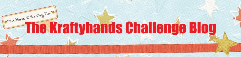 The Kraftyhands Challenge Blog