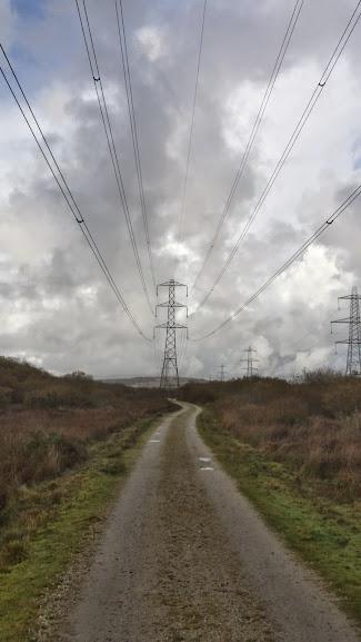 Goss Moor trail Cornwall