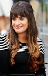 "Lea Michele (Rachel Berry en ""Glee"")"