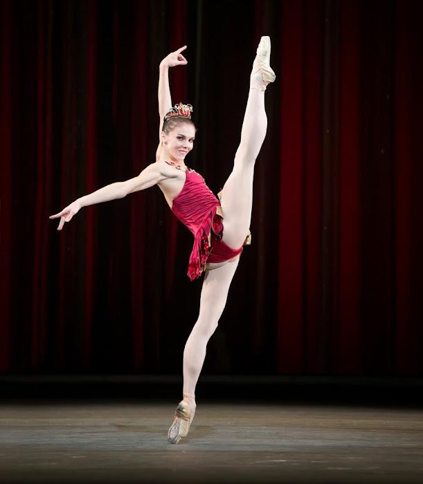 Natalia Osipova. Bailarina