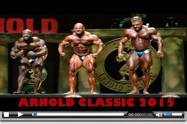 Arnold Classic 2015